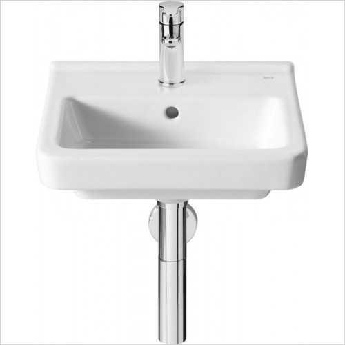 Roca - Dama-N Wall-Hung Compact Basin 400 x 320mm 1TH