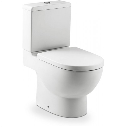 Roca - Meridian-N Eco Close Coupled Cistern 4.5/3 Litre