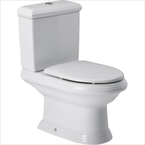 Roca - New Classical Close Coupled Cistern 6/3 Litre