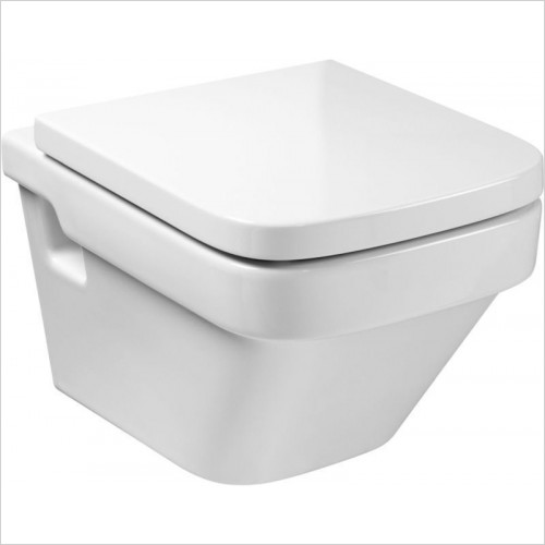 Roca - Dama-N Compact Wall-Hung WC Pan