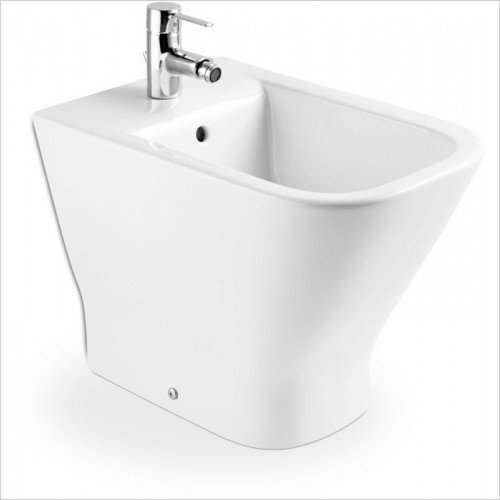Roca - The Gap Floorstanding BTW Bidet 1TH