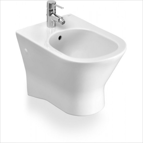 Roca - Nexo Wall Hung Bidet 1TH