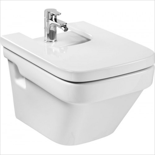 Roca - Dama-N Wall-Hung Bidet 1TH