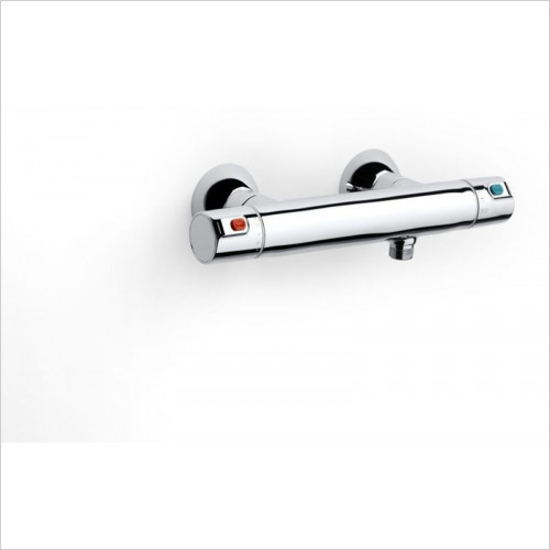 Roca - V2 Wall-Mounted Thermostatic Shower Mixer