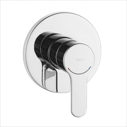Roca - L20 Built-In Bath Or Shower Mixer