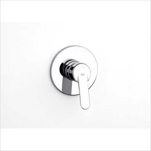 Roca - V2 Built In Bath Or Shower Mixer 1/2''