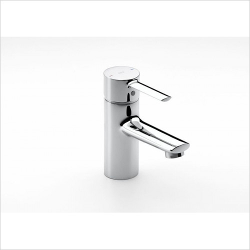 Roca - Targa Smooth Body Basin Mixer Excluding Waste