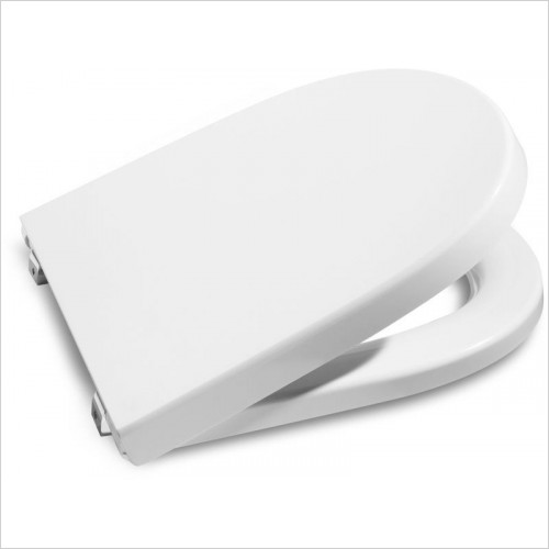 Roca - Meridian-N Soft Close Toilet Seat & Cover