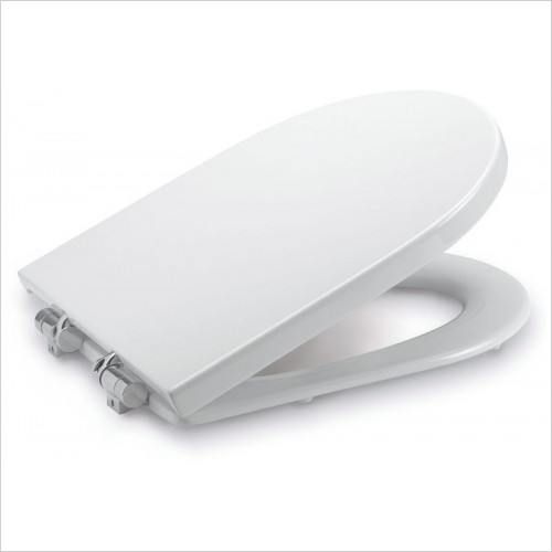 Roca - Happening Soft Close Toilet Seat & Cover
