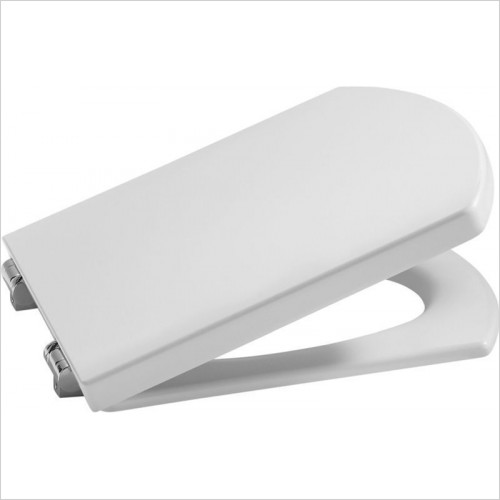 Roca - Hall Soft Close Toilet Seat & Cover