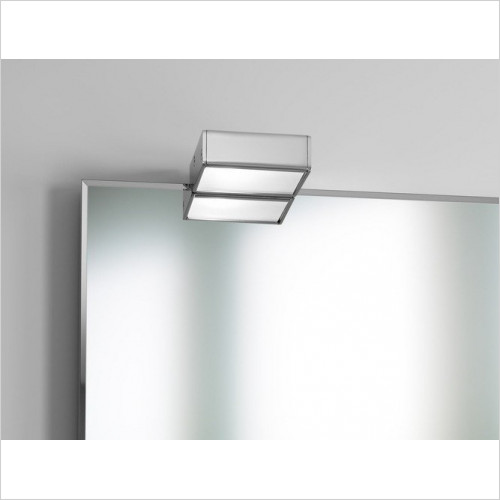 Roca - Victoria-N Mirror Light Single 90mm