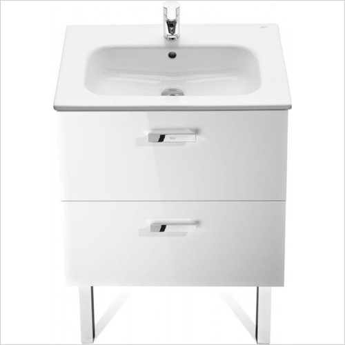 Roca - Victoria Basic Unik Basin & Furniture Base Unit