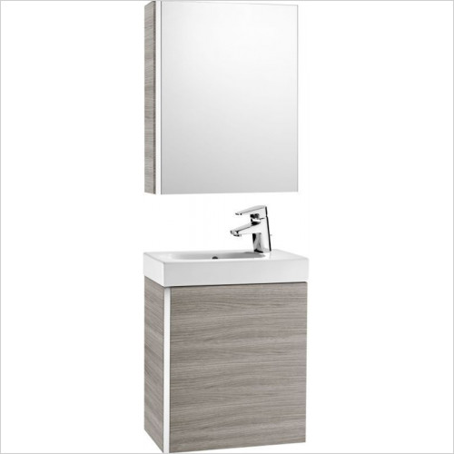Roca - Mini Pack Basin & Base Unit W450 x D250 x H575mm