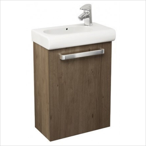 Roca - Meridian-N Compact Basin Unit 1 Door To Suit 350mm Basins
