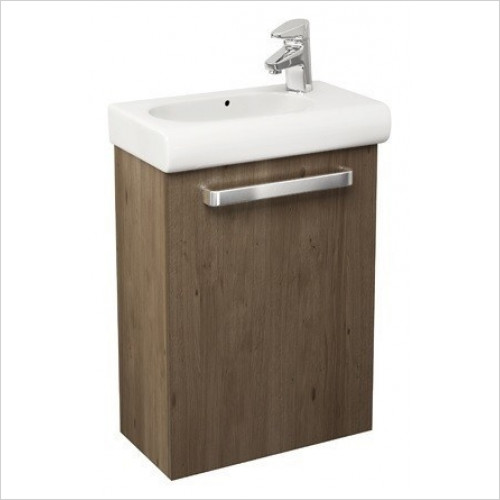 Roca - Meridian-N Compact Basin Unit 1 Door To Suit 450mm Basins