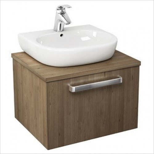 Roca - Meridian-N Basin Unit 1 Drawer To Suit 600/650mm Basins