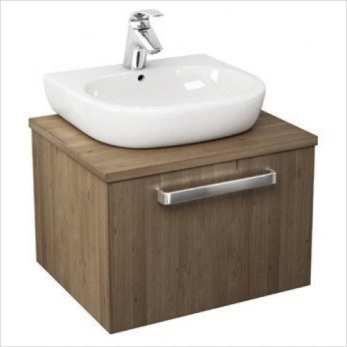 Roca - Meridian-N Basin Unit 1 Drawer To Suit 500/550mm Basins