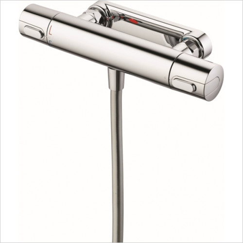 Ideal Standard - Bathrooms - Ceratherm 100 Thermostatic Exposed Shower Mixer