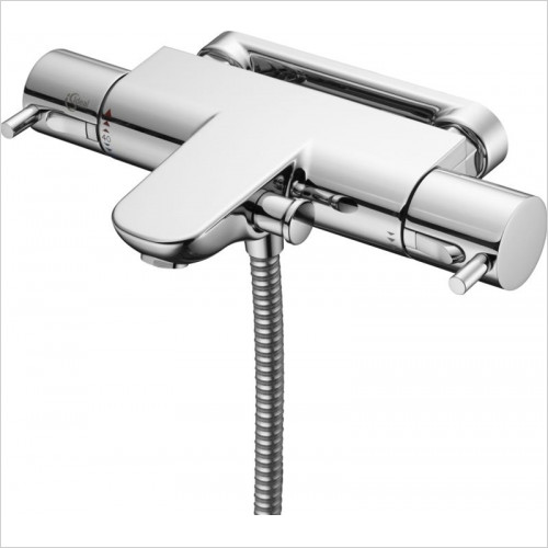 Ideal Standard - Bathrooms - Alto Ecotherm Bath Shower Mixer Fast Fix Wall Bracket