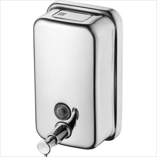 Ideal Standard - Accessories - IOM Wall Mounted Soap Dispenser 800ml