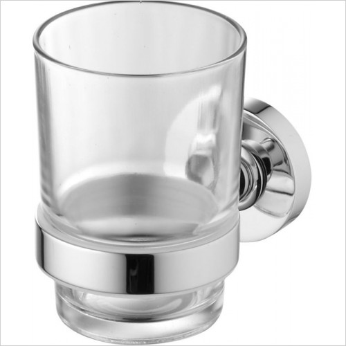 Ideal Standard - Accessories - IOM Tumbler & Holder