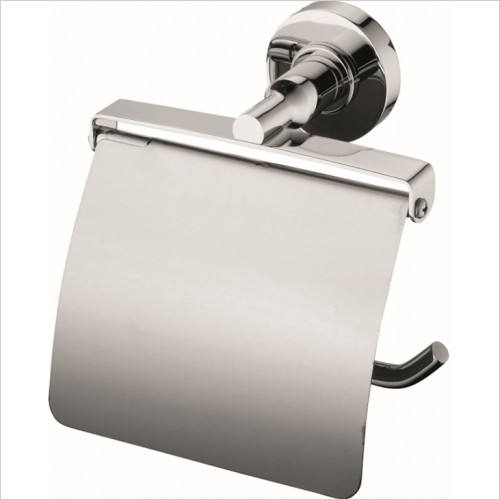 Ideal Standard - Accessories - IOM Toilet Roll Holder With Cover