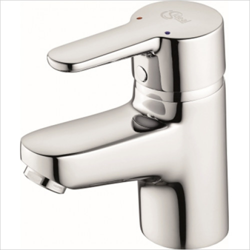 Ideal Standard - Bathrooms - Concept Blue Small Washbasin Mixer 1 Hole