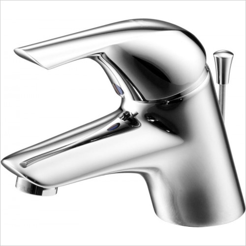 Ideal Standard - Bathrooms - Ceraplan Basin Mixer 1 Hole Single Lever Pop-Up Waste