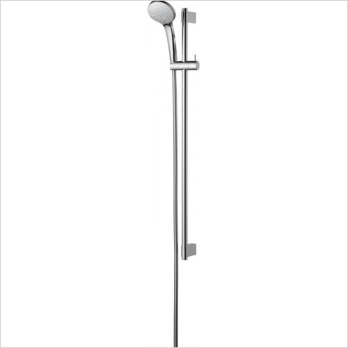 Ideal Standard - Bathrooms - Idealrain Pro M3 Shower Kit With 3 Function Ø100mm Handspray