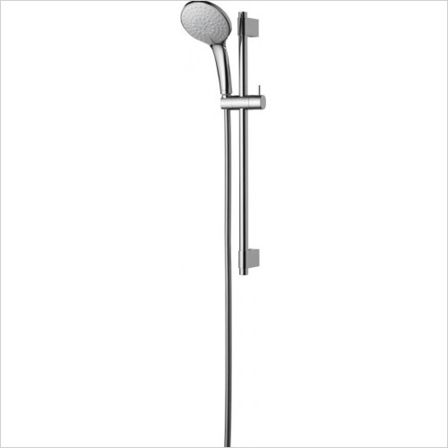 Ideal Standard - Bathrooms - Idealrain Pro L3 Shower Kit With 3 Function 120mm Handspray