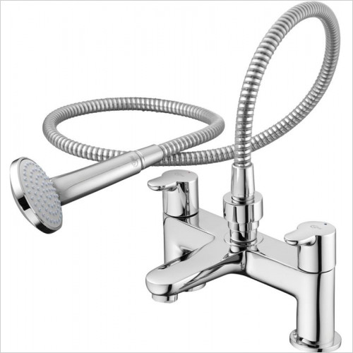 Ideal Standard - Bathrooms - Concept BSM 2 Hole With Shower Set