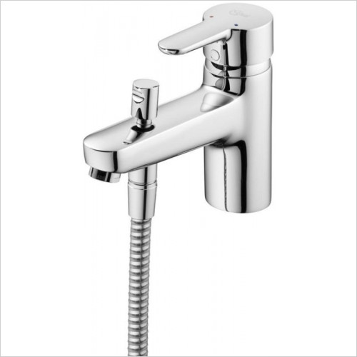Ideal Standard - Bathrooms - Concept BSM 1 Hole With Shower Set