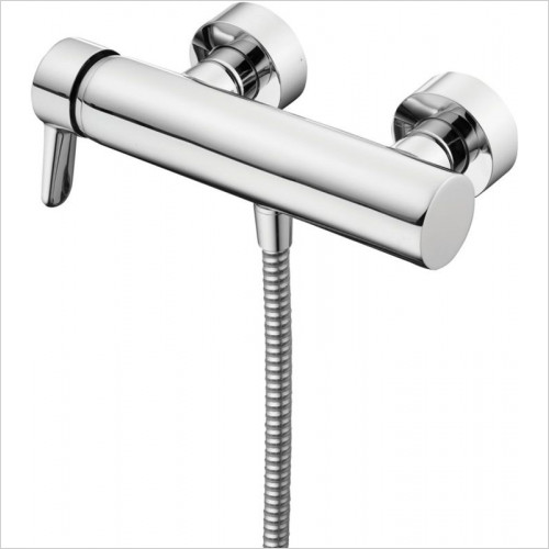 Ideal Standard - Bathrooms - Concept BSM 2 Hole Wall Mounted Single Lever