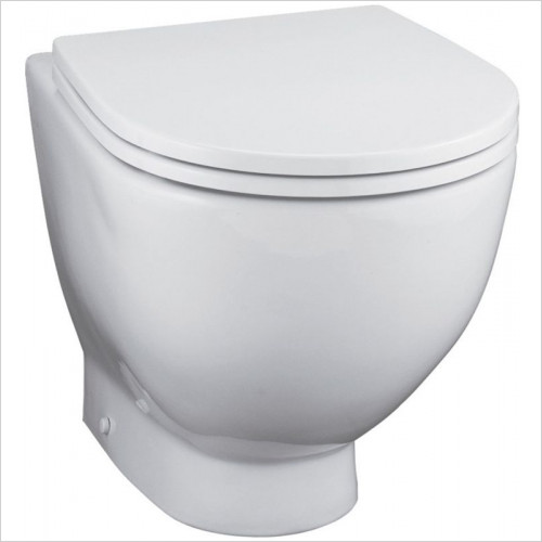 Ideal Standard - Bathrooms - Close Coupled & Back To Wall WC Pan
