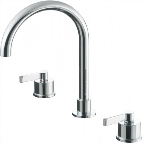 Ideal Standard - Bathrooms - Basin Fixing Set For Panels or Block Walls