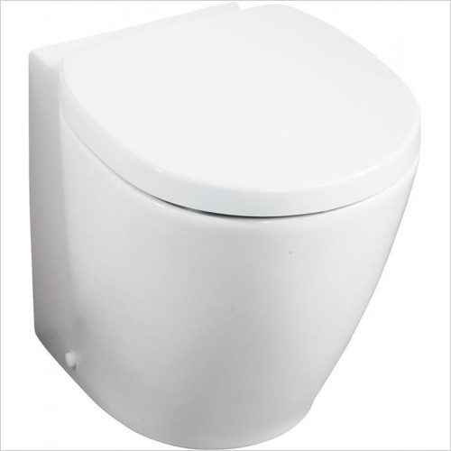 Ideal Standard - Bathrooms - Concept Space Compact Back To Wall WC Pan