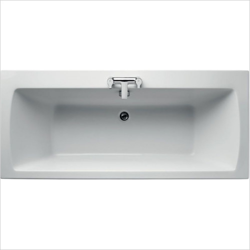 Ideal Standard - Bathrooms - Tempo Arc 1700 x 750mm Idealform Plus+ Double Ended Bath