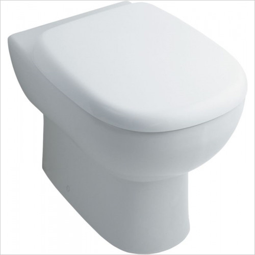 Ideal Standard - Bathrooms - Jasper Morrison Back To Wall WC Pan With Fixing Kit