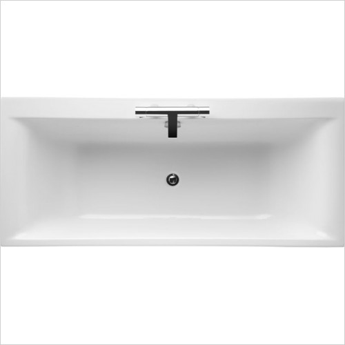 Ideal Standard - Bathrooms - Concept 1700 x 750mm Idealform Double Ended Bath 2TH