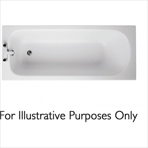 Ideal Standard - Bathrooms - Alto CT Bath 1700x700mm Ideaform Water Saving With Handgrips