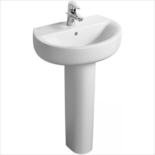 Ideal Standard - Bathrooms - Concept Full Pedestal