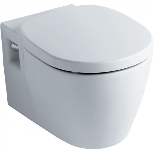 Ideal Standard - Bathrooms - Concept Wall Mounted WC Pan
