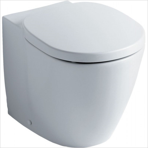 Ideal Standard - Bathrooms - Concept Back To Wall Pan HO
