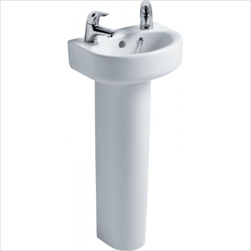 Ideal Standard - Bathrooms - Concept Arc 350mm Hand Rinse Washbasin, 2TH