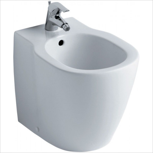 Ideal Standard - Bathrooms - Concept Bidet Back-To-Wall 1TH