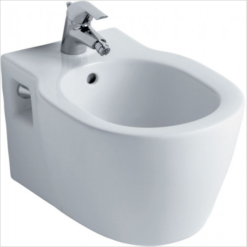 Ideal Standard - Bathrooms - Concept Bidet Wall Mounted 1TH