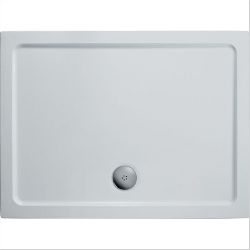 Ideal Standard - Bathrooms - Simplicity 1400 x 900mm Low Profile Flat Top SR Shower Tray