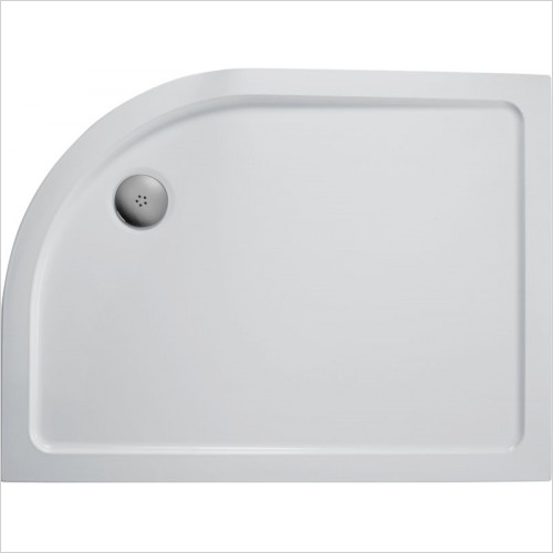 Ideal Standard - Bathrooms - Simplicity 900x800mm RH Offset Quadrant Flat Top Shower Tray
