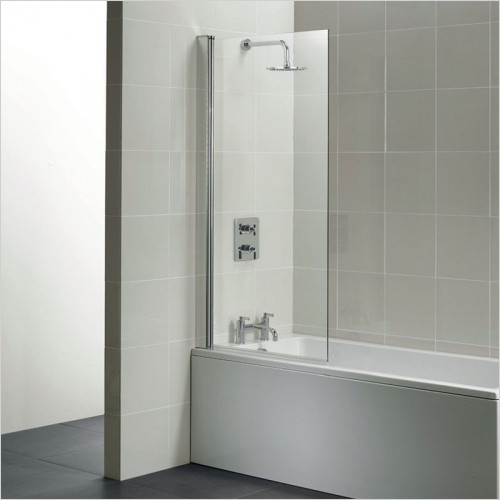 Ideal Standard - Bathrooms - Synergy Angle Shower Bath Screen