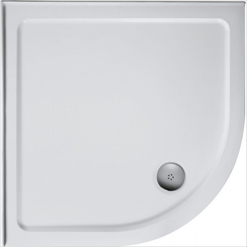 Ideal Standard - Bathrooms - Idealite Quadrant Upstand Shower Tray, 800x800mm & Waste